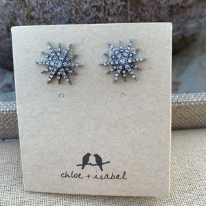 Chloe + Isabel Starburst Stud Earrings